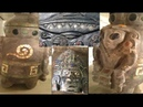 Nuevo hallazgo en México encuentran extraordinarias figuras con grabados extraterrestres