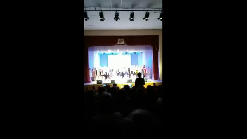 гала - концерт студвесны в Калининском районе