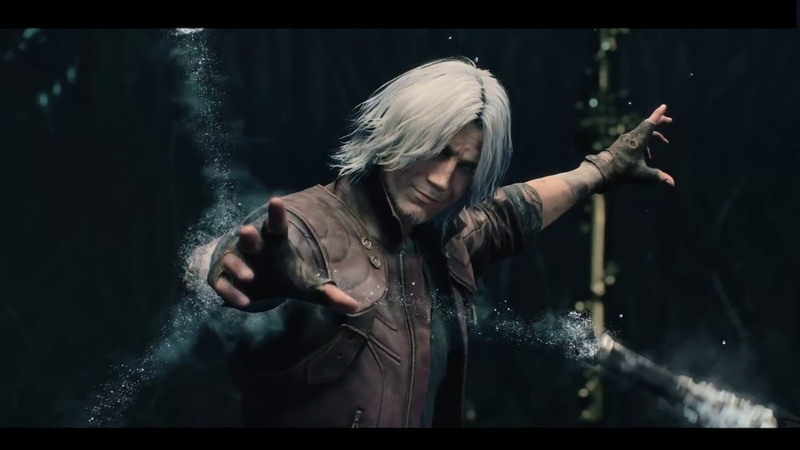 DMC5 GMV ALL EYES ON ME DANTE