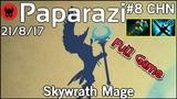Paparazi plays Skywrath Mage!!! Dota 2 Full Game 7.21