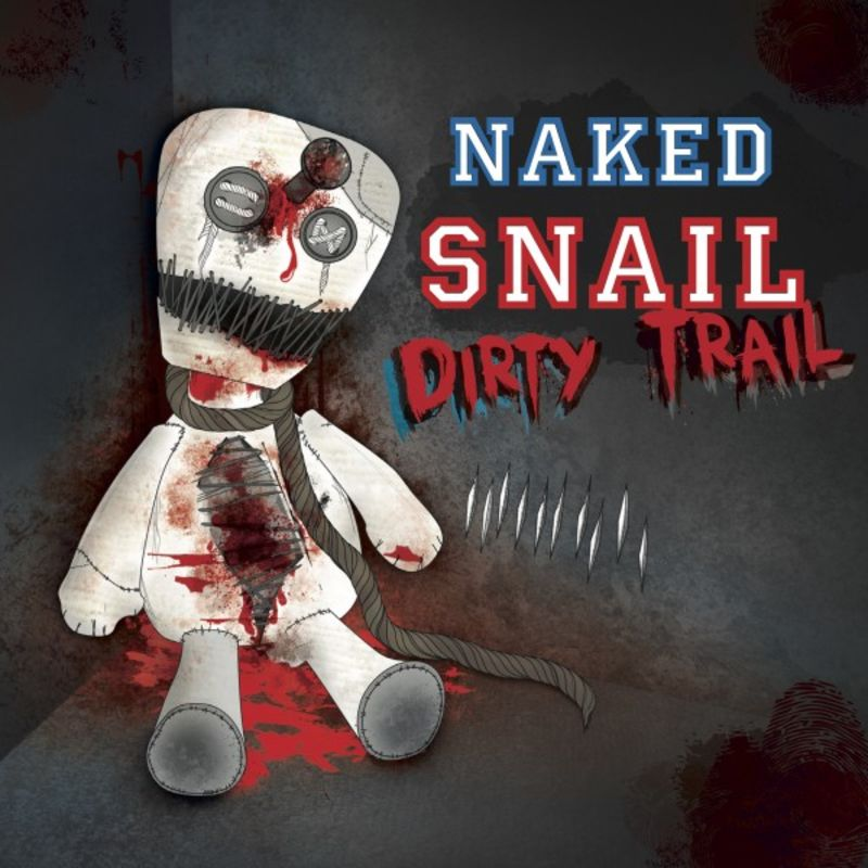 Naked Snail - Dirty Trail-cover
