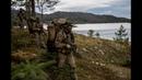 Kystjegerkommandoen på patrulje under NATO-øvelsen Trident Juncture