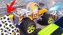 ДРИФТ ИСПЫТАНИЕ в МАЙНКРАФТ Мультики про машинки для мальчиков ВЕСЕЛЫЙ НУБИК cars for kids