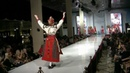 Русский костюм на неделе моды Estet Fashion Week Сергей Глебушкин 18 04 19