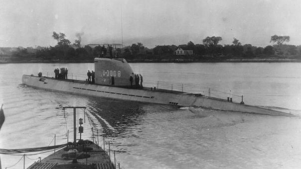 Суперсубмарины Третьего рейха: был ли шанс на успех