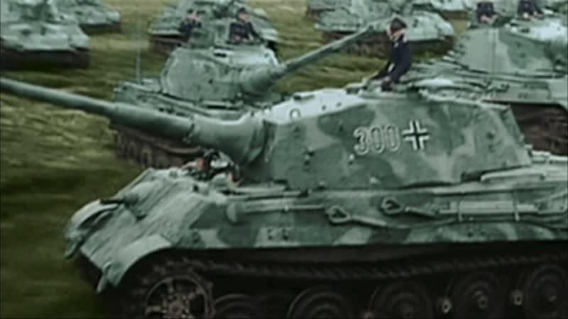 Das dritte Reich: Schlacht um Berlin