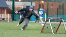 Rugby Training with England's James Haskell Crazy Catch drills