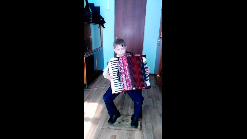 Вялков Виктор - С. Фостер обработка американской народной песни «О,Сюзанна!»