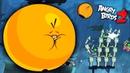 ПРИКОЛЬНЫЙ ПУХЛИК Новая ЗЛАЯ ПТИЧКА БАБЛС Мульт игра Angry Birds 2
