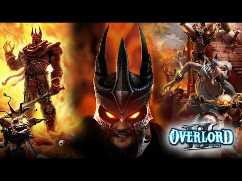18 Шон играет в Overlord 2 СТРИМ 2 PC 2009