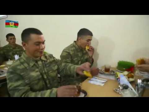 Müdafiə naziri ön xətt bölmələrində olub - 13.03.2019