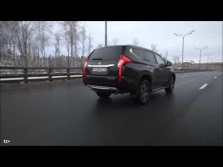 Mitsubishi Pajero Sport. Эргономика салона