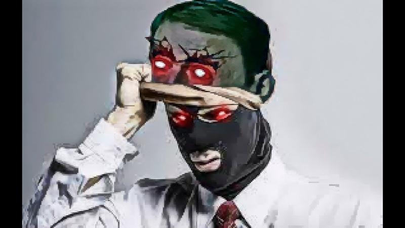 Автор данного канала снял свою маску и сделал обращение к ютубу