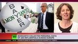 Monsanto gathered personal data on 200 critics across Europe