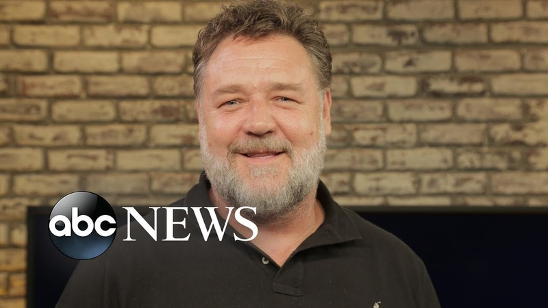 Russell Crowe on becoming Roger Ailes in 'The Loudest Voice'