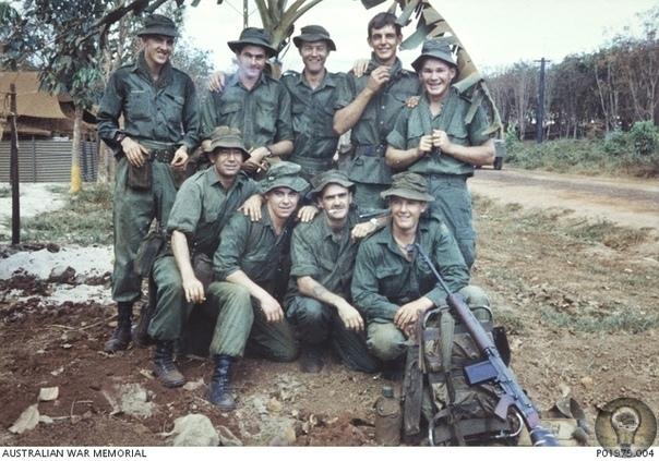 Австралийские войска во Вьетнаме