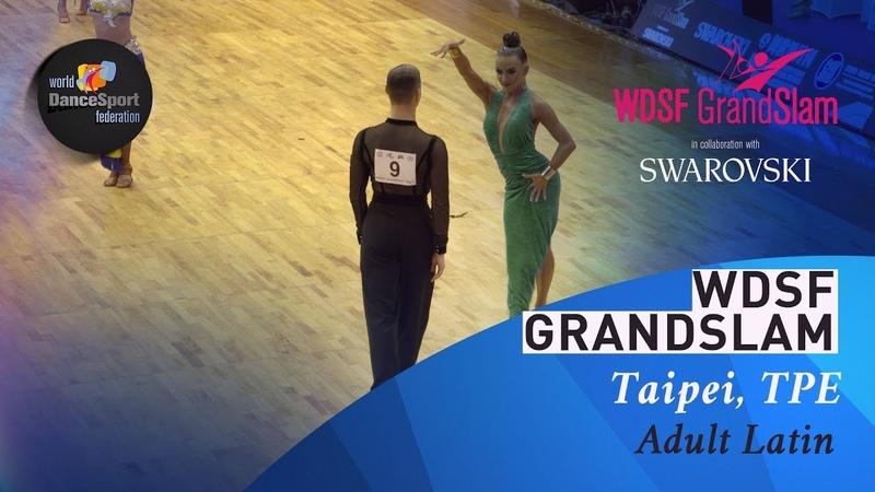 Gorodilov - Bergmannova, EST | 2019 GrandSlam LAT Taipei | R2 S