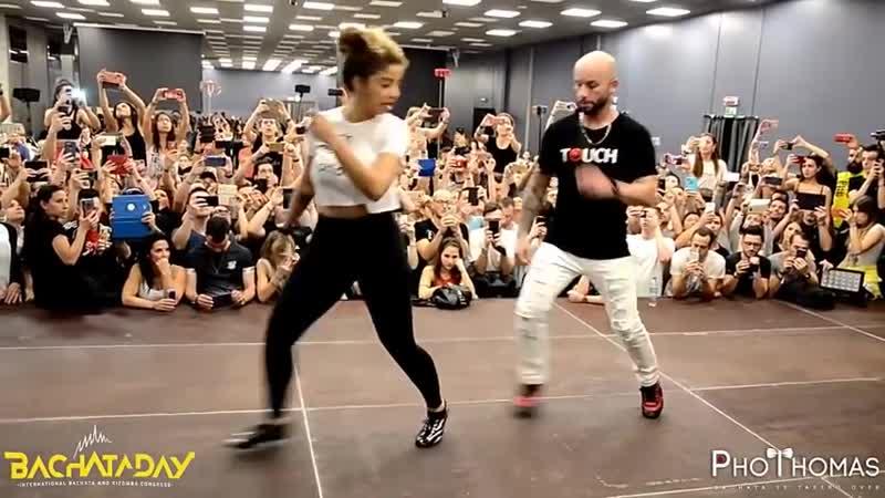 ЗАМЕЧАТЕЛЬНАЯ ПЕСНЯ ДА Я ТАКОЙ 💗♫ ПОЗИТИВ Танцуют Хорхе Атака и Таня Алемана
