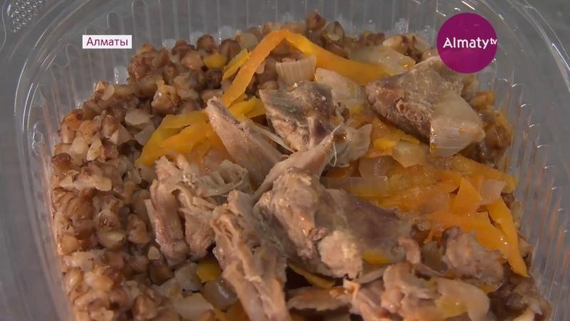 Алматинка, организующая бесплатные обеды для одиноких пенсионеров, получила награду (02.10.18)