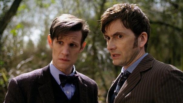 Звезды «Доктора Кто» Дэвид Теннант и Мэтт Смит возмутились из-за нового формата шоу