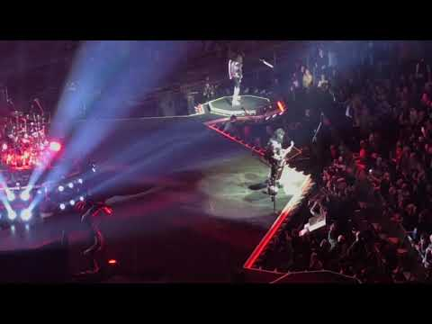 KISS - Madison Square Garden, New York End Of The Road Tour March 27, 2019