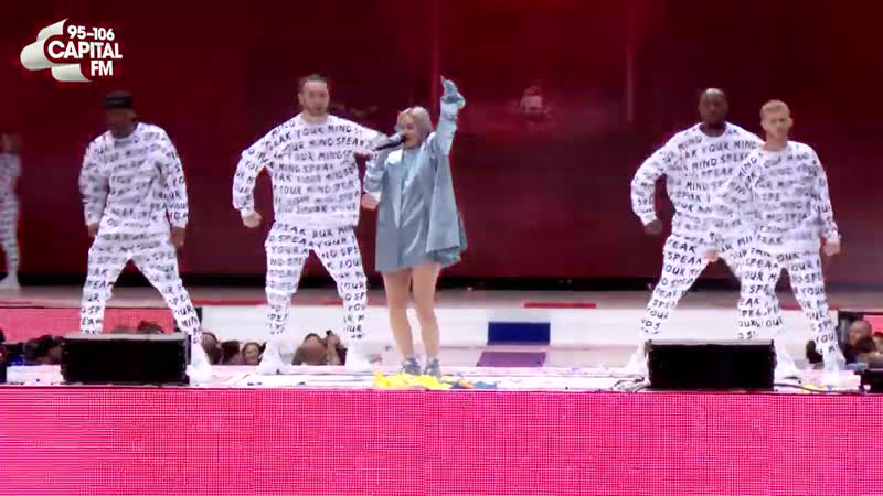 Anne-Marie - 'Alarm' | Live at Capital's Summertime Ball 2019