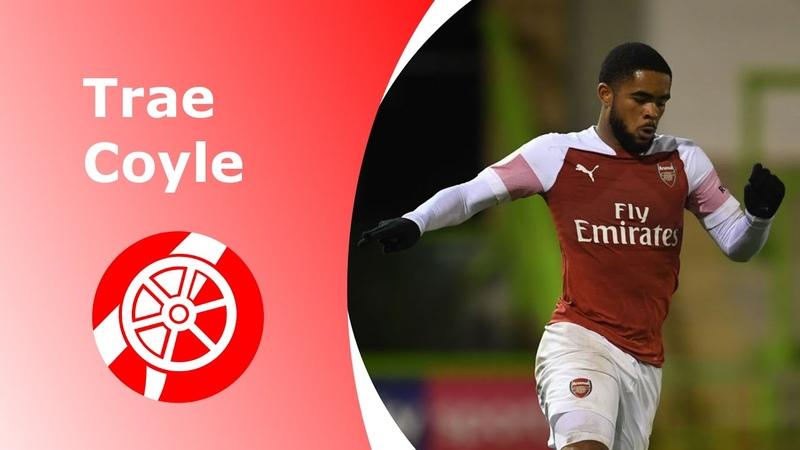 Trae Coyle 201819 - Goals, Assists, Dribbles