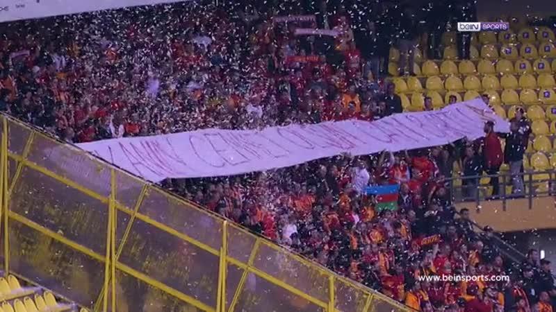 Fenerbahce 1-1 Galatasaray