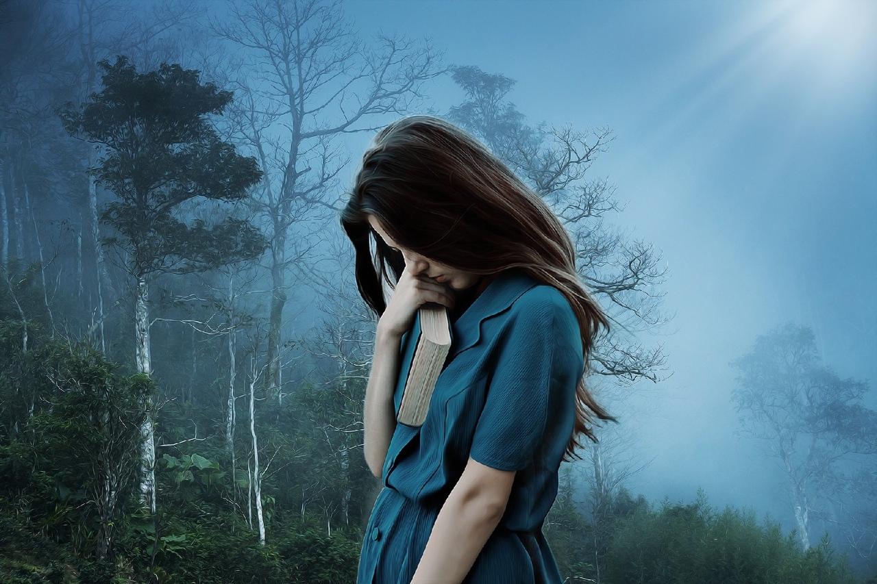 Дочери лет, картинки грустной девушке