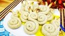 Печенье на Пасху в виде зайчика без формочек. Очень просто!