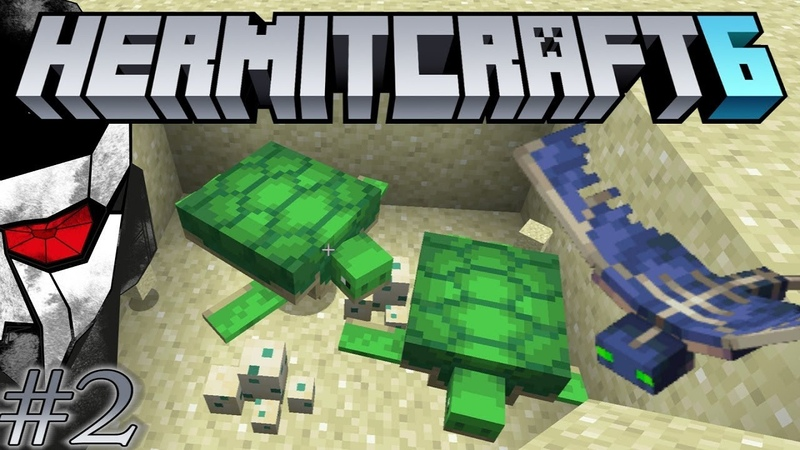 Hermitcraft VI The Phantom Menace Let's play Minecraft 1 13 Episode 2