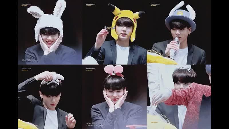 "ᴊᴜɴɢᴋᴏᴏᴋ ""HOT"" JᎬ🐰N 삭제📸🎵 в Твиттере «No one beats Jungkook's natural cuteness 🥰😬😉 JUNGKOOK 정국 @BTS_twt httpst.mp4"