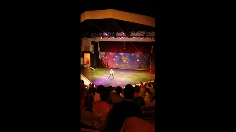 Кубинское шоу -цирк
