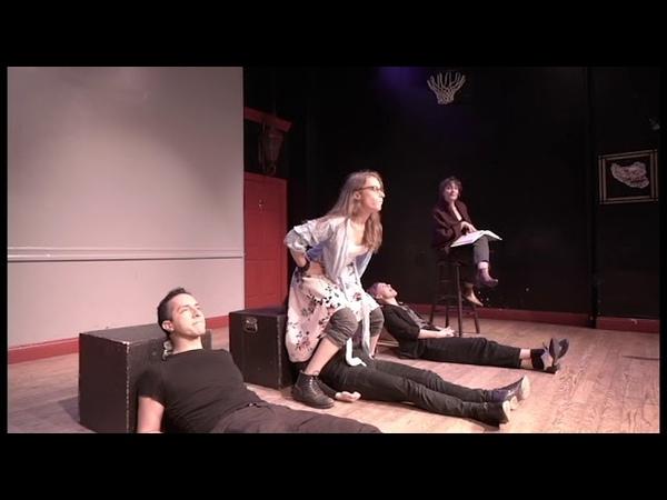 Goldilocks Needs To Sit Adult Drama Club Season 6 Show 2 Sketch 3 8