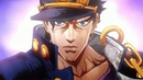Every Jojo Opening but all the music is mixed up and apparently things match up pretty well