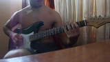 Cannibal Corpse Skewered From Ear to Ear Cover Guitarra