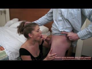 Big titty stepdaughter sucks daddys dick (alex chance)