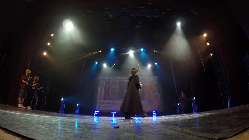 FTF-2019 - Косплей-дефиле - Запад-Пол,Тегра,Morbid,Keitilin - DisneyHarry Potter crossover - г.Минск