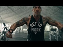 Dwayne Johnson All Day Hustle Project Rock Under Armour Campaign