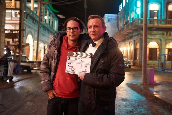 Съёмки 25-й части «Джеймса Бонда» официально подошли к концу