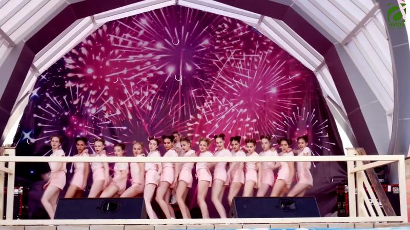 Студия танцеы FREEDOM - Выступление группы OLDER CREW (СПК-2 НГДУ Лениногорскнефть) 25.05.2019