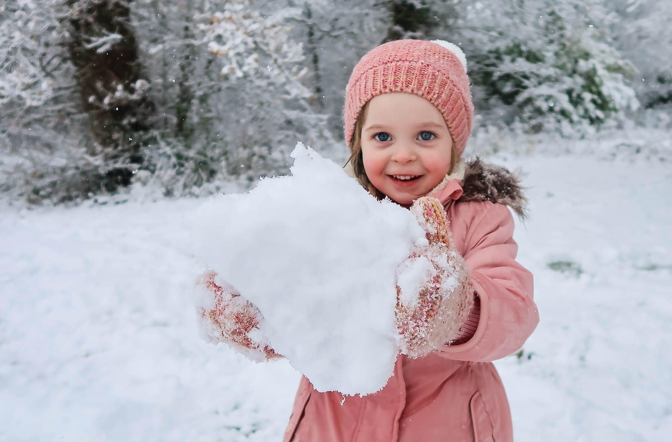 Надписью, зима и дети картинки