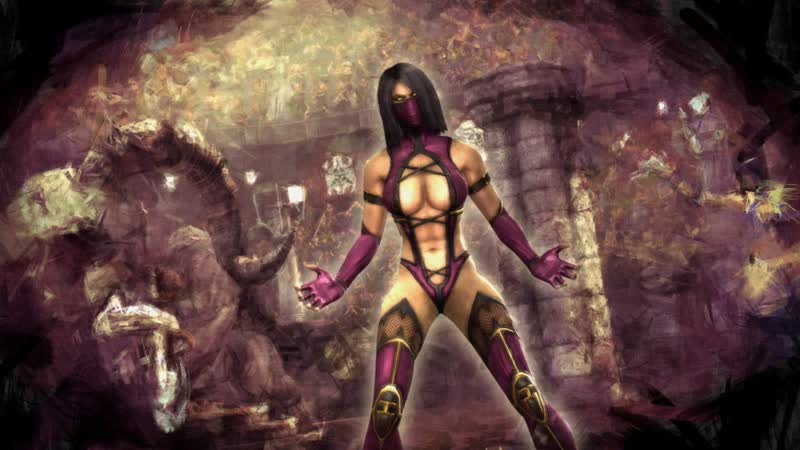 Mortal Kombat Komplete Edition MILEENA (Ladder Medium)