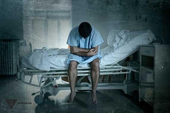 В случаях острого биполярного расстройства депрессия и мания пациента чередуются с периодами нормального настроения.