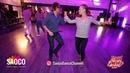 Aleksey Aleksentsev and Viktoria Klimenko Salsa Dancing at Prepod Party 2018, Friday 23.11.2018