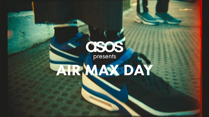 ASOS presents Nike Air Max Day 2016 with JME