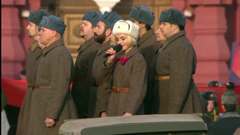Полина Гагарина - Ты моя надежда, ты моя отрада (2018)