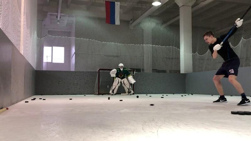 Тренировка в Тех. центре г. Новороссийск