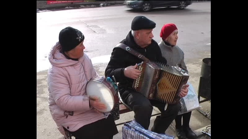 Гармонисты Кременчуга. 10 марта 2019 г. ч 5.