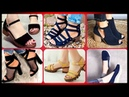 Amazingly Classy And Latest Summer Casual Sandals And Shoes Designs For Ladies To Try On 2019